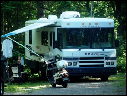 Camden Hills Campground 168
