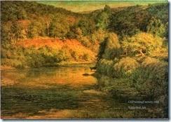 3-The-Ebb-of-Day-aka-The-Bank-landscape-John-Ottis-Adams