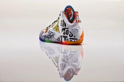 nike lebron 11 xx what the lebron 1 13 Nike Basketball Shares New What The #@*% Designs for LBJ & KD