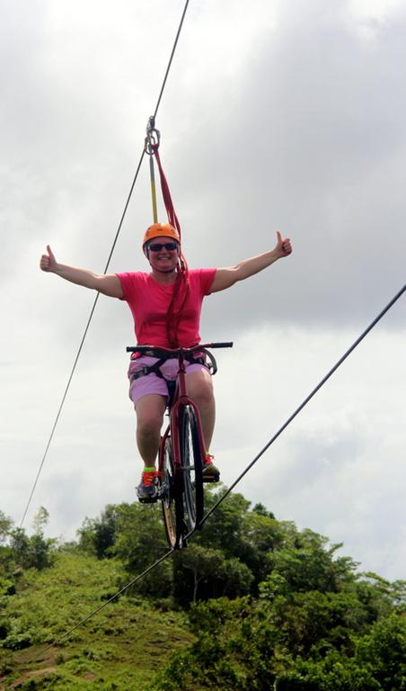 cykla på Filippinerna