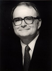 Former administrator of the Environmental Protection Agency William D. Ruckelshaus, from its founding in 1970 to 1973. Photo: EPA