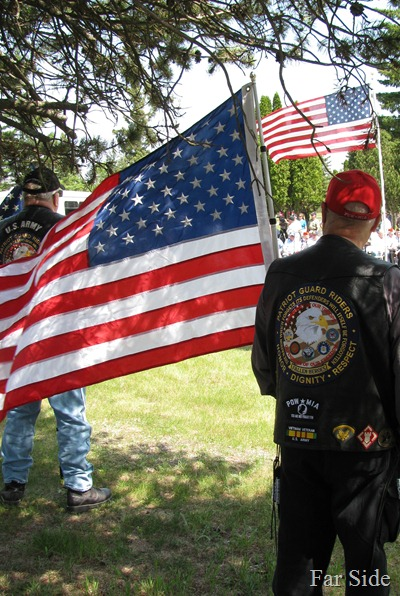 Patriot Guard Riders May 2012