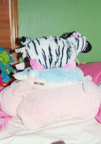 Pillow Pet Stacking 1-6-12