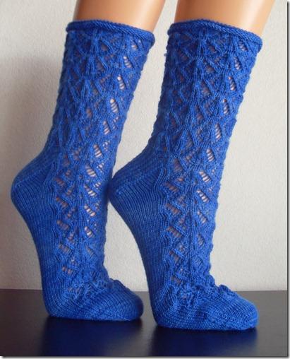 2011_11 Socken Yomut in blau (4)
