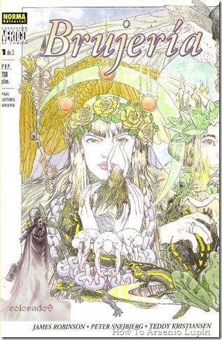 2011-10-14 - Las Furias - Witchcraft (Brujería)