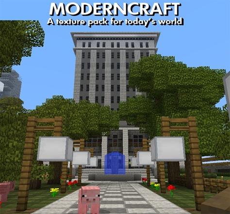 ModernCraft-Minecraft