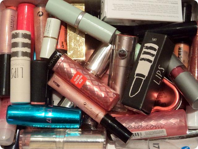spending ban lipsticks