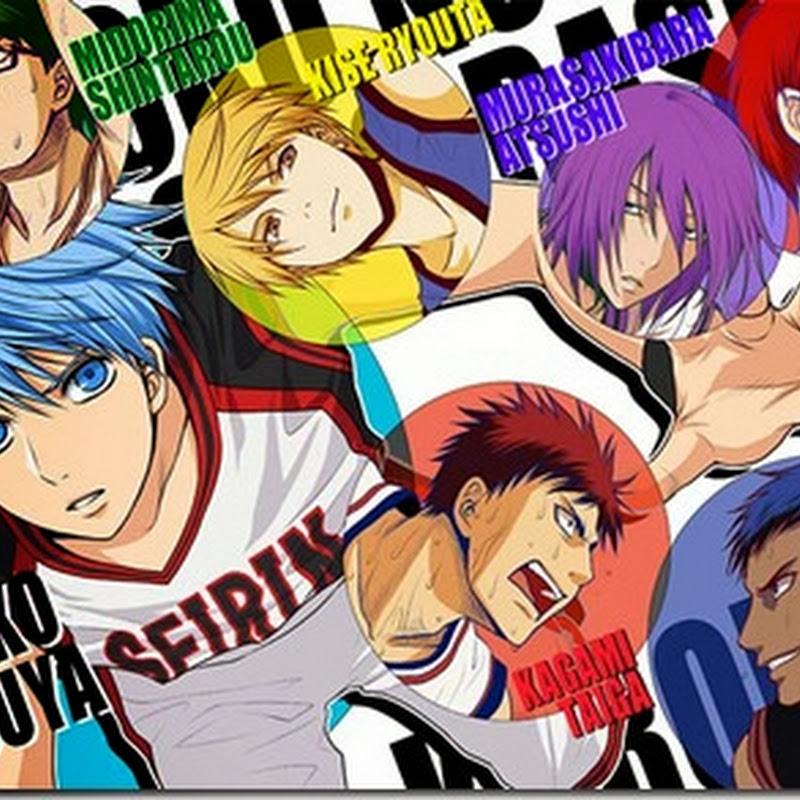 Kuroko No Basket คุโรโกะ โนะ บาสเก็ต ภาค 1 ตอนที่1-14