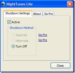 NightTunes Lite