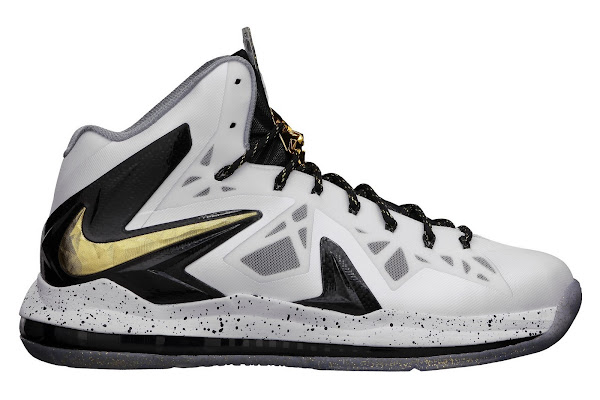 579834-100 White/Metallic Gold-Black