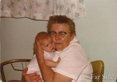Elsie Drewes and Ellen Christine Yliniemi August 1984