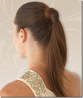 ponytails for women-1