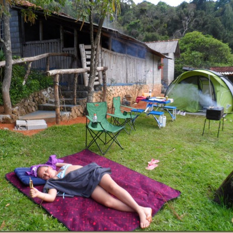 Camping Monte Verde - Mg