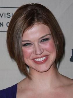 Short Hairstyle Idea by Adrianne Palicki