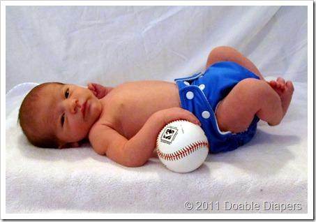 Nolan's Newborn Portraits
