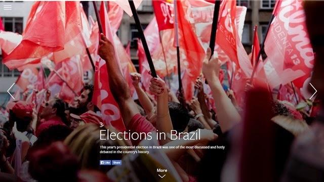 3. Elecciones en Brasil