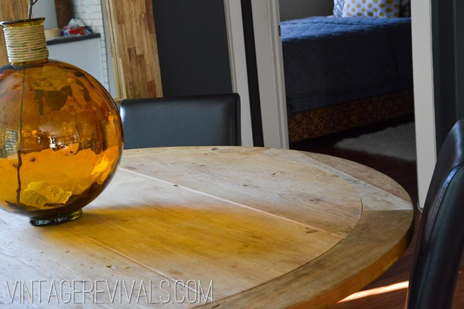 Reclaimed Wood Table @ Vintage Revivals