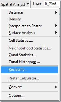 Reclassify