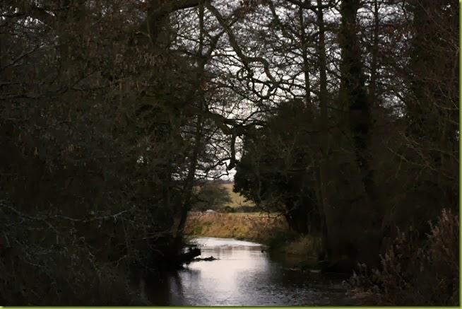 Catle Acre river