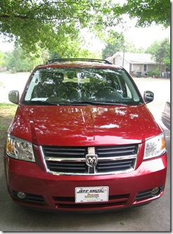 New Van 05/2011