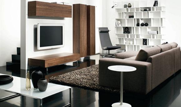 Muebles para Living contemporáneos  iDecorar