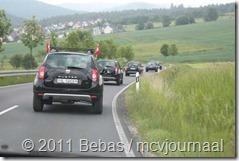 Dacia Duster meeting Kassel 2011 24