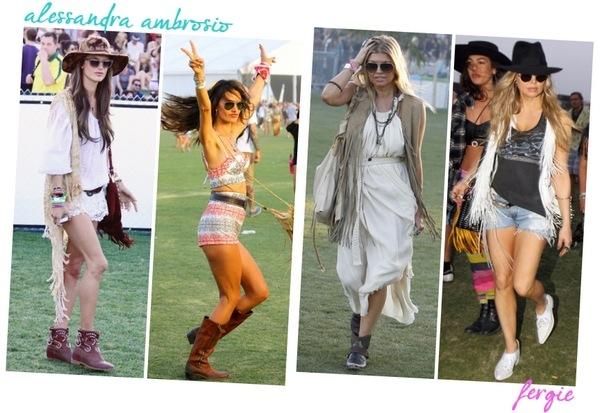 Looks famosas Coachella 2014 05 - Alessandra Ambrosio