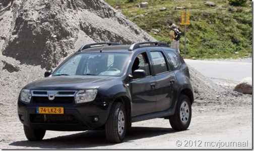 Frits - Dacia Duster Alpen 04