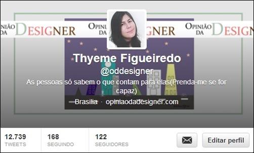 twitter blog opinião da designer