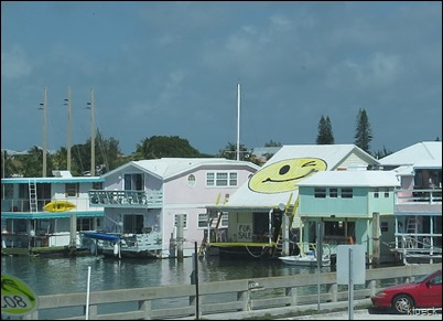 houseboats in Key West