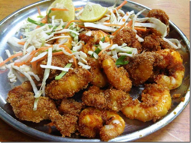 prawn fry highway gomantak