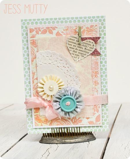 Pastel-Card