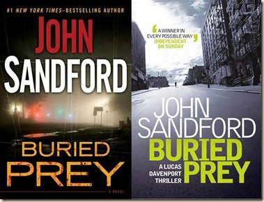 Sandford-BuriedPrey