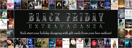 {Giveaway} Black Friday Extravaganza with Laura Howard!