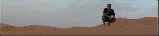 desert contemplation