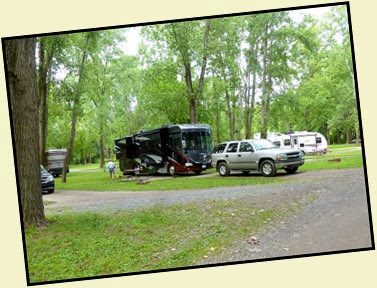 8b - Site 25 Arrowhead Marina and RV Park, Glenville, NY
