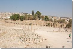 Oporrak 2011 - Jordania ,-  Jerash, 19 de Septiembre  25