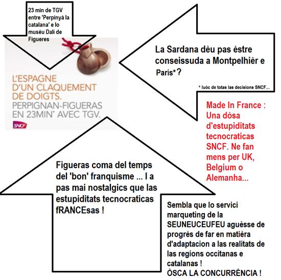 publicitat SNCF transformada