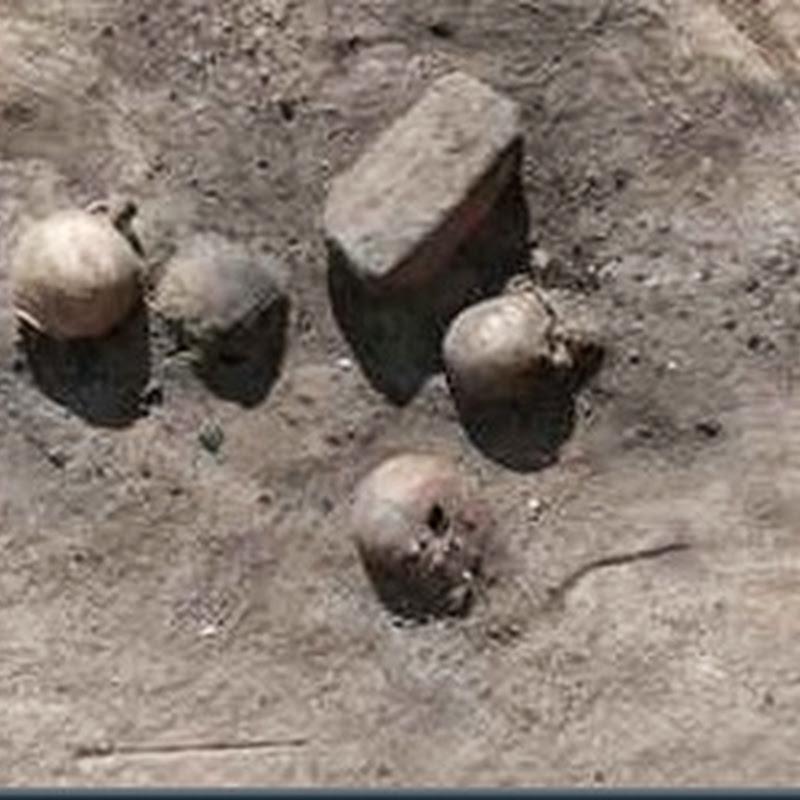 Restos de um 'Fim do Mundo' epidemia encontrados no Egito Antigo