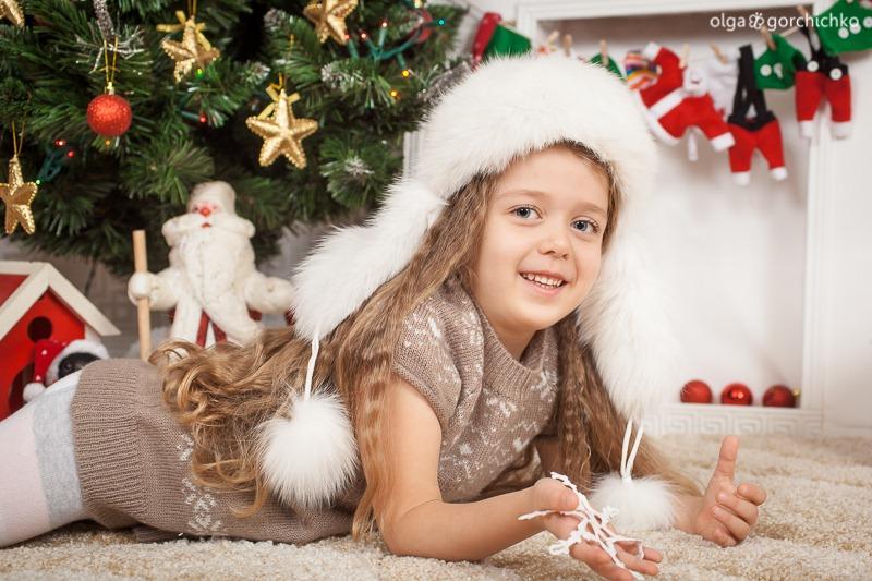 Детский новогодний фотопроект Рождественские мечты. 10. София (Катя)-8791