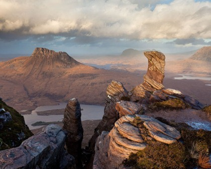 Stac Pollaidh, Northwest Highlands, Scotland