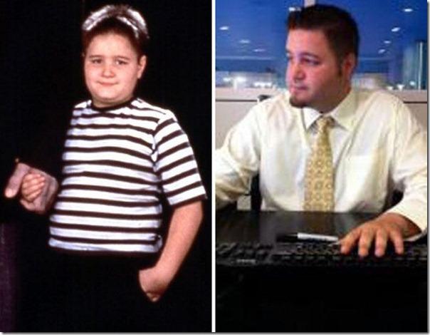 A família Addams antes e agora (4)