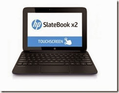 Snapdeal: HP 10-h005RU X2 Touchscreen Slatebook at Rs. 19040 only