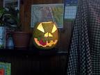 Tymczasem w lokalu gastronomicznym pod Rurą zawitał halloween'owy nastrój :)