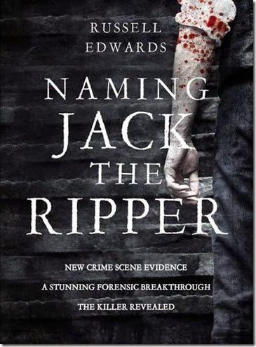 Naming Jack the Ripper bk jk