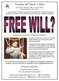 Free Will Poster