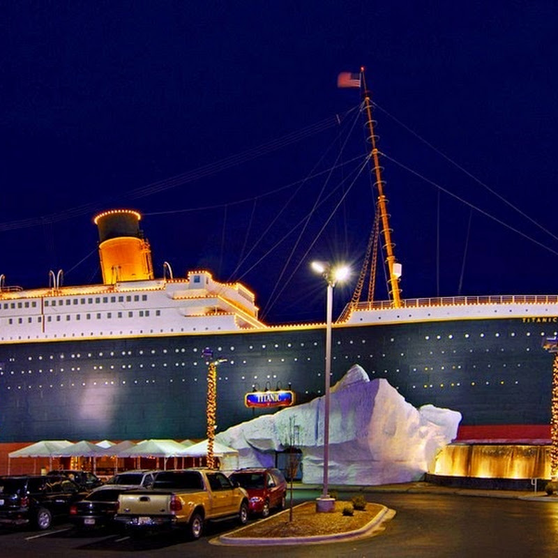 The Titanic Museum in Branson