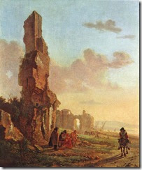 Both,_Jan_-_Ruins_at_the_Sea_-_17th_c