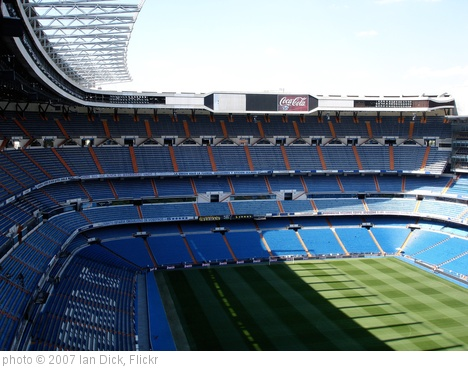 'Bernabeu' photo (c) 2007, Ian Dick - license: http://creativecommons.org/licenses/by/2.0/