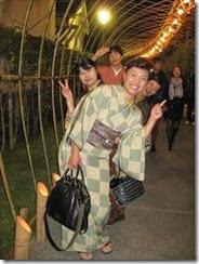 竹原ライトアップでマッサンのお家に (13)